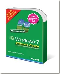 Windows 7 Ultimate Pirate