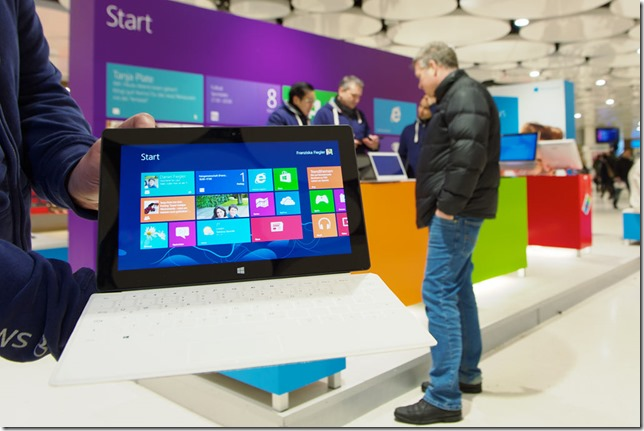 Microsoft Windows 8_Device-Days